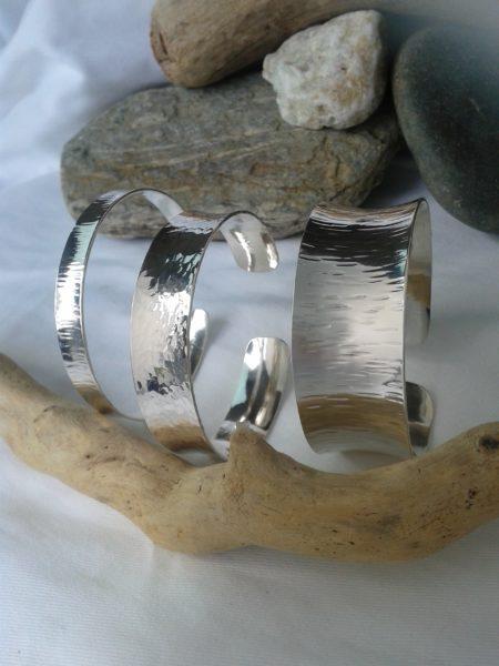 handmade sterling silver cuff