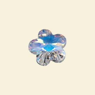 Swarovski daisy crystal