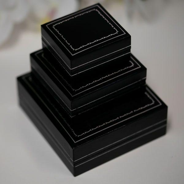 Black gift box set